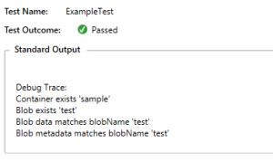 Integration testing azure storage – Fluent syntax   GripDev