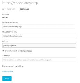 Appveyor, Github and Chocolatey: Automatically Build your